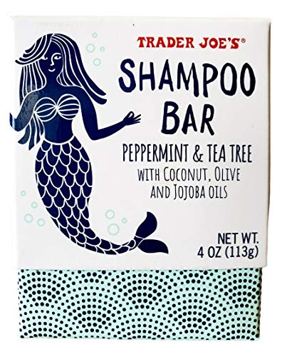 which is the best trader joes shampoo in the world