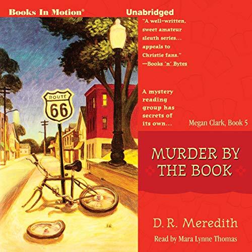 Couverture de Murder by the Book