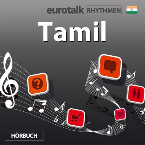 EuroTalk Rhythmen Tamil audiobook cover art