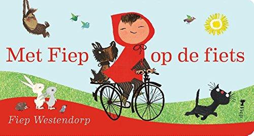 Met Fiep op de fiets