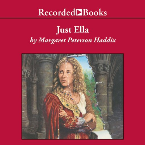 Just Ella audiobook cover art