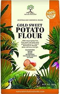 Natural Evolution Gold Sweet Potato Flour, 300 g