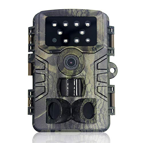 CAMILYIN Cámaras de Caza 20MP,Disparo 0.6s Nocturna,1080P FHD Impermeable,Cazar Vigilancia de la...