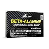 Olimp Beta-Alanine Carno Rush 80 Tabletten, 1er Pack (1 x 155,2 g)