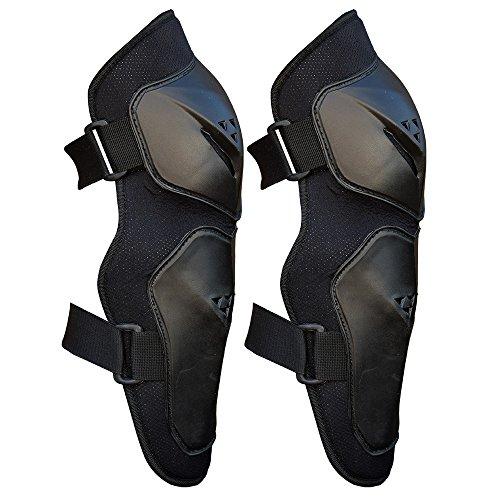 HEEZY Knieprotektoren Kinder Knie Protektoren Schienbein Schoner Motocross Ski Quad BMX