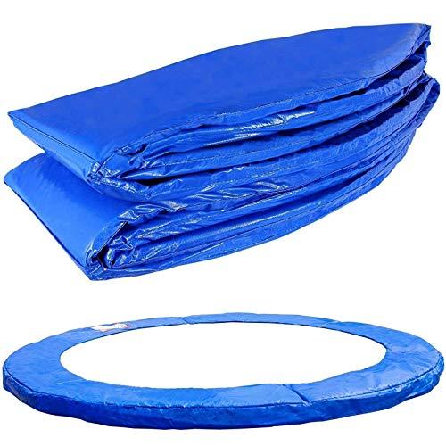 Almohadilla de Seguridad de Repuesto para Trampolín Premium de Profesión Extra Gruesa (Cubierta de Resorte), 6 pies 8 pies 10 pies 12 pies 14 pies Almohadilla Envolvente Repuesto para Trampolín,6ft