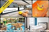 Reiseschein Vales de Viaje – 2 días de Vacaciones en Colonia en a&o Köln Neumarkt & 2 entradas de Aqualand Köln – Vales de Hotel para Viajes Cortos