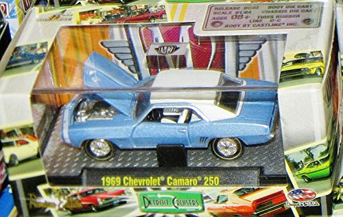 Detroit Cruiser 1968 Ford Mustang 2+2 Fastback /& 1968 Ford Mustang 302 2+2 Fastback 2pc Car Set Release 2D WITH CASES 1//64 by M2 Machines 32600-DC2D