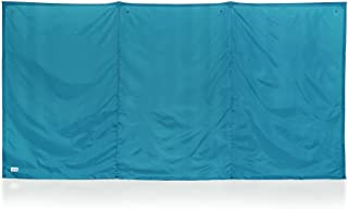 WallUp! The Instant Outdoor Privacy Screen, 6-feet High by 12-feet Wide, Blue