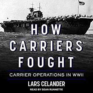 How Carriers Fought audiobook cover art
