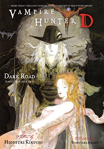 Vampire Hunter D Volume 14: Dark Road, Parts 1 and 2