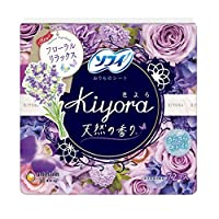 ソフィ Kiyora(キヨラ) フレグランスパンティライナー フローラルリラックス 72枚【3個セット】