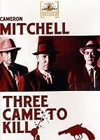 Three Came to Kill (1960) [DVD]