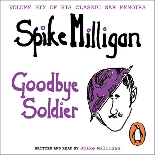 Goodbye Soldier audiobook cover art