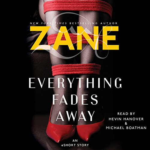 Zane's Everything Fades Away cover art