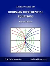 Lecture Notes on Ordinary Differential Equations