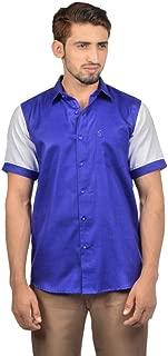 S9 Men Men's Cotton Casual Shirt
