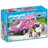PLAYMOBIL 9054- CityVan - Furgoneta de Juguete