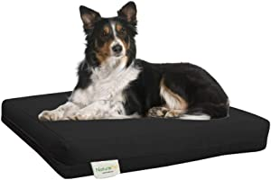 NaturoPet Natural Orthopedic Dog Bed