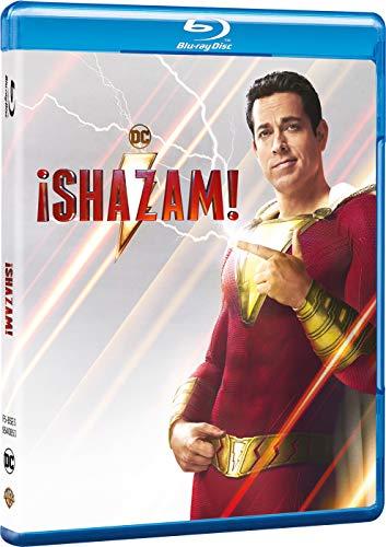 ¡Shazam! Blu-Ray [Blu-ray]