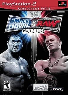 WWE Smackdown vs Raw 2006 - PlayStation 2 (Renewed)