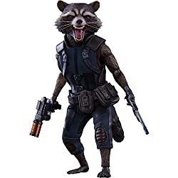 1/6th Scale Rocket Racoon Hot Toys Collectible Figure