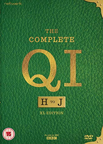 QI: The Complete H to J [Region 2]