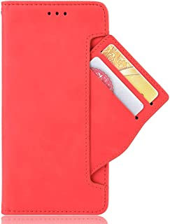 HAOTIAN Fodral till Samsung Galaxy S20 FE 4G/5G plånbok, Samsung Galaxy S20 FE 4G/5G Flip Cover Läder Skyddsfodral & kredi...