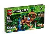 Lego Minecraft - Set La casa del árbol en la Jungla (21125)