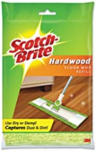 Microfiber Mop Refill for Hardwood Floors by Scotch-Brite