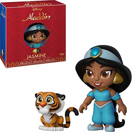 Funko - 35766 Aladdin - Jasmine 5 Star Action Figure with Accessories