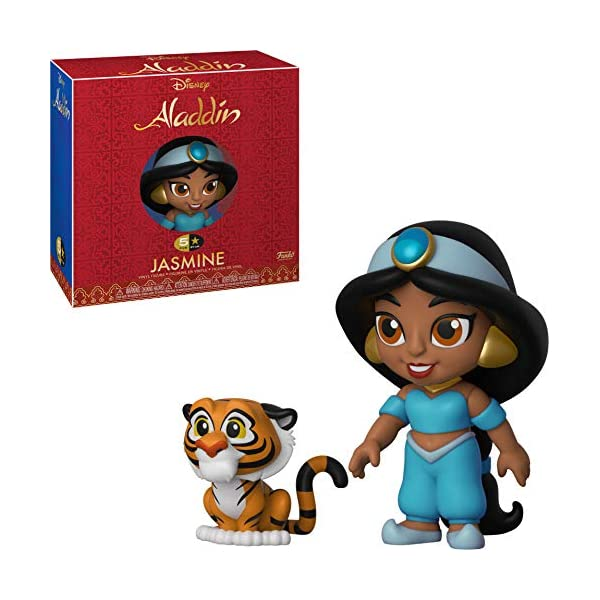 Funko 35766 5 Estrellas: Aladdin: Jasmine, Multi 1