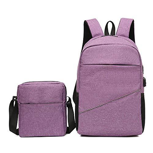 BFVSNGT Travel Backpack, Multi-function Laptop Bag, Large-capacity School Bag (Color : B)