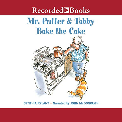 Mr. Putter and Tabby Bake the Cake  By  cover art