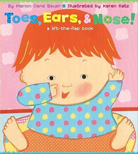 Toes, Ears, & Nose! (Karen Katz Lift-the-Flap Books)の詳細を見る