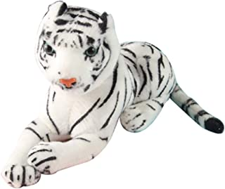 Tiger Stuffed Animal Small Soft Plush Stuffed Animals Pillow Tiger Cub Zoo Animal Plush..