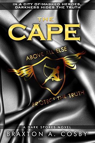 The Cape (A Dark Spores Novel, Band 3)
