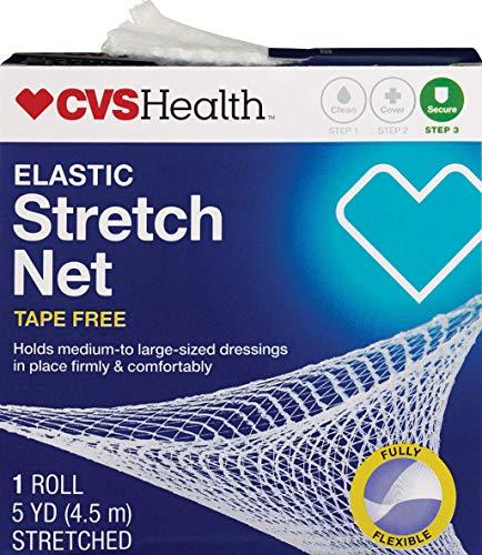 CVS Health Elastic Stretch Net 5 yd