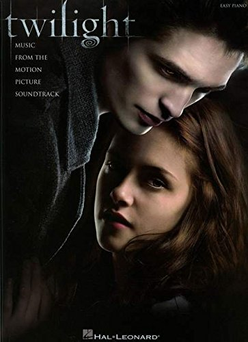 Twilight: Music From The Motion Picture (Easy Piano): Songbook für Klavier: Music from the Motion Picture Soundtrack