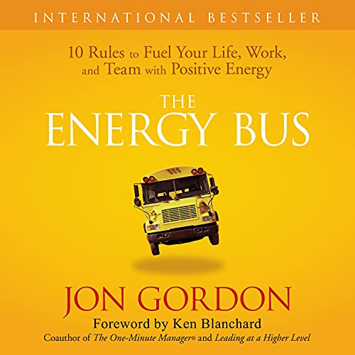 The Energy Bus cover art