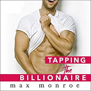 Tapping the Billionaire audiobook cover art