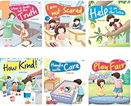 VIRTUE STORIES PACK 2 (SET OF 6 BOOKS)