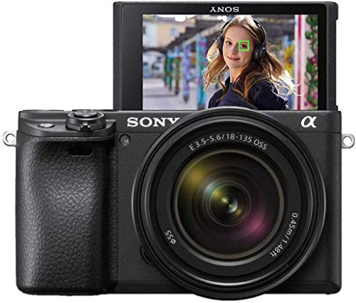Sony Alpha 6400 E-Mount - fotocamera