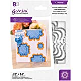 Crafter's Companion Gemini Elements Dies-Stitched Ornate Flower