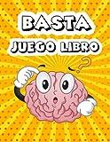 basta juego libro: el juego de rompecabezas de palabras más divertido para niños, adolescentes y adultos jóvenes