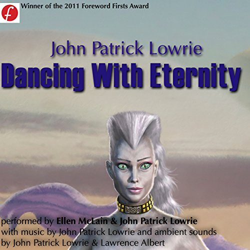 Dancing with Eternity audiobook cover art