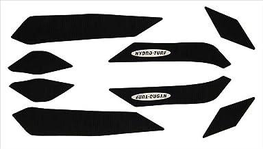 HYDRO-TURF(ハイドロターフ) デッキマット 8ピース 3M モールドダイアモンド SD SPARK(14-15) 2SEATER Dgray