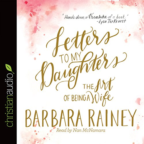 Letters to My Daughters cover art