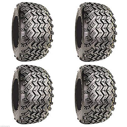 Golf Cart Tires 18x9.50-8 Excel Sahara Classic All Terrain Off Road Tires - Set of 4