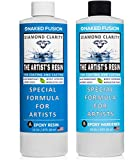 Epoxy Resin Art Resin Crystal Clear Formula - The Artist's Resin for Coating,...